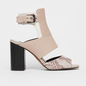Dolce Vita Romeo Leather Sandal Natural